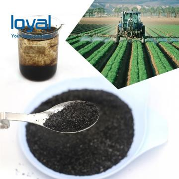 100% Solubility Seaweed Kelp Fertilizer for Foliar Spraying or Irrigation Use