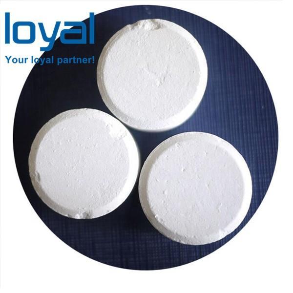 Cheap Trichloroisocyanuric Acid TCCA 90% Chlorine Tablets #1 image