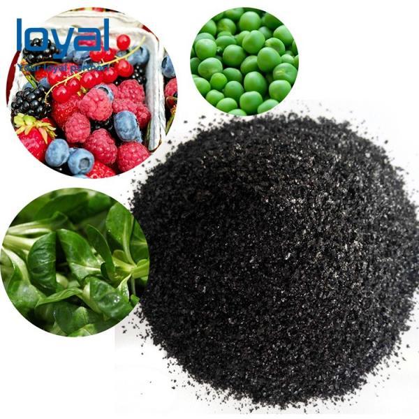 NPK Organic Slow Release Fertilizer, Water Soluble Fertilizer Fulvic Acid and Humic Acid #1 image
